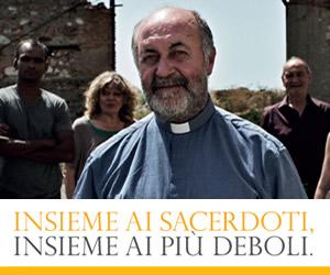 Insieme ai sacerdoti