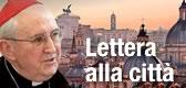 Lettera della Diocesi alla Città: il testo integrale del documento