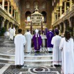Messa dei Defunti 2017, De Donatis a San Lorenzo