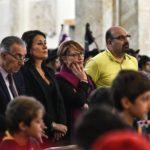 messa conclusione settimana famiglia 2017, Gianrico Ruzza, Emma Ciccarelli