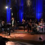 notte sacra 2018, Giovanni Caccamo, concerto a Sant'Andrea della Valle
