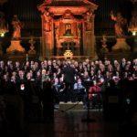 notte sacra 2018, coro Frisina, Santa Maria in Aracoeli