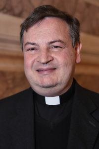 Don Paolo Ricciardi, ausiliare diocesi di Roma