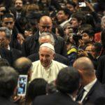 Papa Francesco al 50° anniversario della comunità di Sant'Egidio