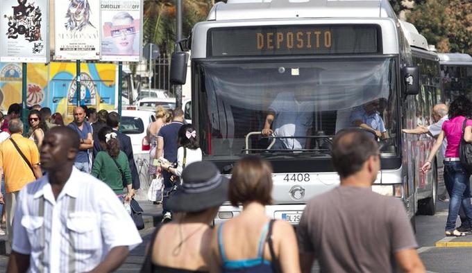 Lazio, Cotral: alle 13 adesione allo sciopero al 30%