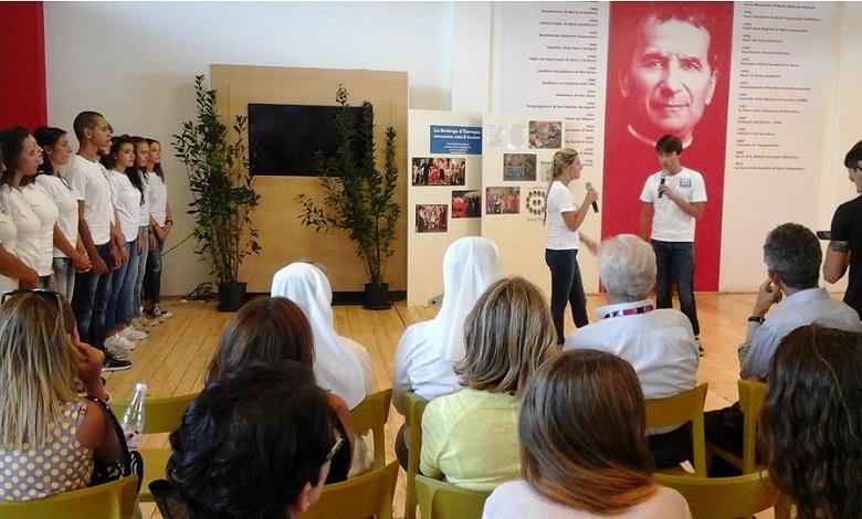 in scena con la bottega d 39 europa per imparare le lingue