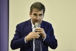 Carlo Fontana giornalista, Convegno cittadella 40° Caritas Roma, 19 febbraio 2020