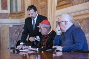 Chiusura della fase diocesana della causa di beatificazione di Giovanni Antonio Baldeschi, 21 febbraio 2020