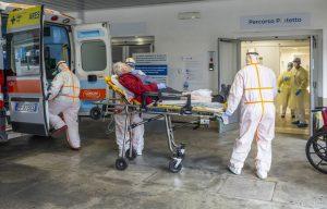 "Medici e ambulanze al Gemelli Columbus Covid-19 Hospital ""COVID 2"""