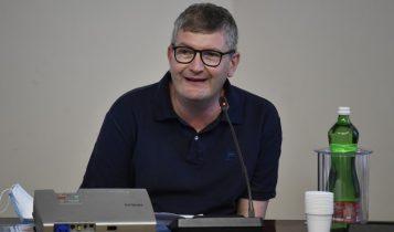 Camillo Ripamonti, Conferenza stampa nella sede FNSI a 7 anni dalla scomparsa di padre Dall'Oglio, 29 luglio 2020