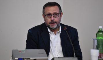 Augusto D'Angelo, Conferenza stampa nella sede FNSI a 7 anni dalla scomparsa di padre Dall'Oglio, 29 luglio 2020