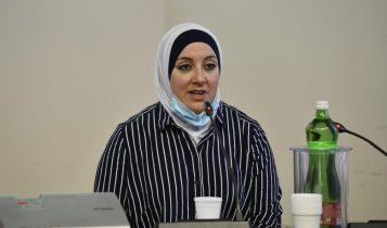 Asmae Dachan, Conferenza stampa nella sede FNSI a 7 anni dalla scomparsa di padre Dall'Oglio, 29 luglio 2020
