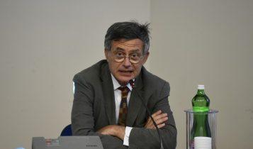 Paolo Ruffini, Conferenza stampa nella sede FNSI a 7 anni dalla scomparsa di padre Dall'Oglio, 29 luglio 2020