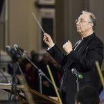 Concerto di Natale con il Coro diocesano diretto da mons Frisina, San Giovanni, 15 dicembre 2019