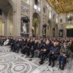 Concerto di Natale con il Coro della diocesi di Roma diretto da mons Frisina, San Giovanni, 15 dicembre 2019