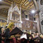 Concerto di Natale con il Coro diocesano diretto da monsignor Marco Frisina, 15 dicembre 2019