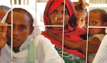 cristiani prigionieri in Eritrea