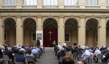 De Donatis, presentazione linee pastorali, Vicariato, 24 giugno 2020
