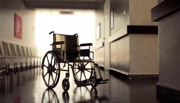 disabili in ospedale