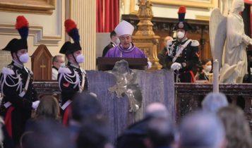 funerali ambasciatore Attanasio, 25 febbraio 2021