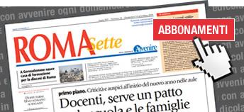 Roma Sette giornale diocesi di roma
