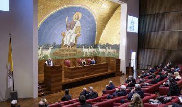 inaugurazione a.a.2020-2021 Università Lateranense, Prof. Leonardo Messinese, 9 novembre 2020