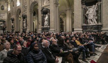 Incontro Laudato si', De Donatis, Leonardo Becchetti, 10 febbraio 2020