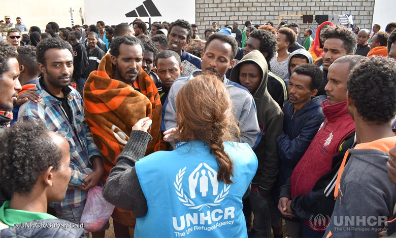 Libia UNHCR centri di detenzione