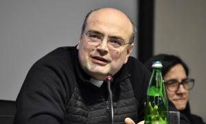 Andrea Manto, presentazione autobiografia Elio Sgreccia, Università Cattolica, 30 gennaio 2020