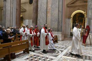 messa per don andrea santoro, 5 febbraio 2020, santa croce in gerusalemme