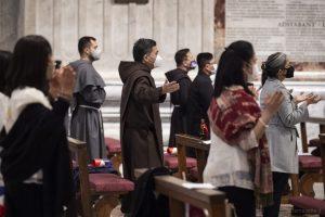 papa francesco, messa 500 anni evangelizzazione filippine, 14 marzo 2021, cardinale tagle