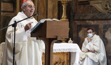 Messa a San Giuseppe dei Falegnami, De Donatis, Gervasi, 19 marzo 2021