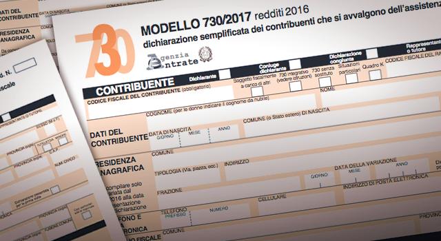 Le principali novit del modello 730 romasette for Scadenza redditi 2017