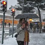 Neve a Roma, 26 febbraio 2018
