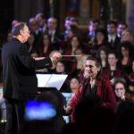 notte sacra 2018, Frisina, Lina Sastri