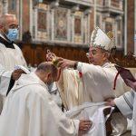 ordinazione episcopale don Benoni Ambarus, san Giovanni in Laterano, De Donatis, 2 maggio 2021