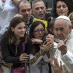 Papa Francesco a Corviale, 15 aprile 2018