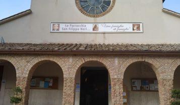 parrocchia San Filippo Neri, 18 maggio 2020