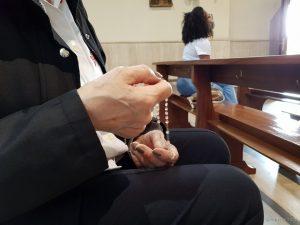 parrocchia di S.Maria Madre della Misericordia, fase 2, 18 maggio 2020