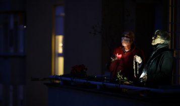 Rosario per l'italia, preghiera alla finestra, coronavirus
