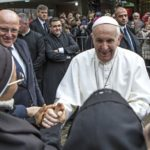 Papa Francesco a San Gelasio, 25 febbraio 2018