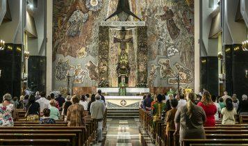 Anno di sant'Annibale nella parrocchia Santi Antonio e Annibale Maria al Tuscolano, 28 giugno 2020