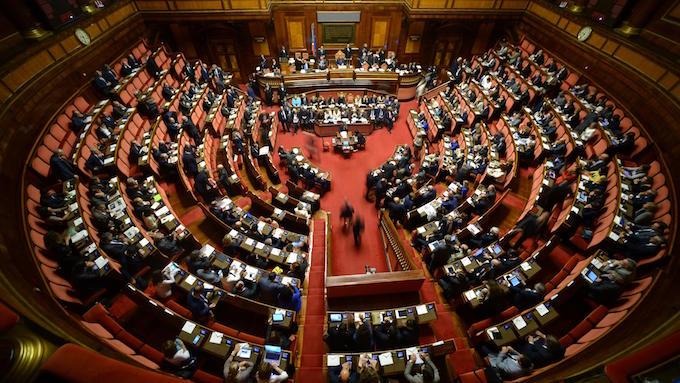 Senato Calendario.Cittadinanza Legge Via Dal Calendario Del Senato Romasette