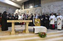 Veglia ecumenica, parrocchia Gesù di Nazareth, De Donatis, Gnavi, 22 gennaio 2020