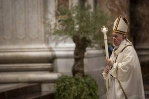 Papa Francesco, Veglia pasquale, San Pietro, 11 aprile 2020
