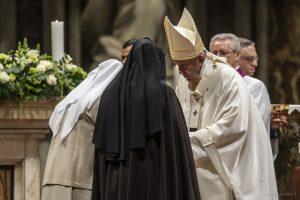 Giornata Mondiale della Vita Consacrata, Messa di Papa Francesco a San Pietro, 1 febbraio 2020