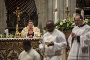 Giornata Mondiale della Vita Consacrata, Messa di Papa Francesco a San Pietro, João Braz de Aviz