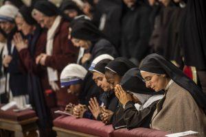 Giornata Mondiale della Vita Consacrata, Messa di Papa Francesco a San Pietro
